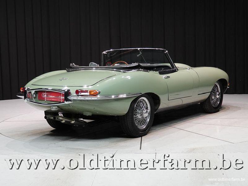 Jaguar E-type Roadster S 1.5 OTS '68 (1968)
