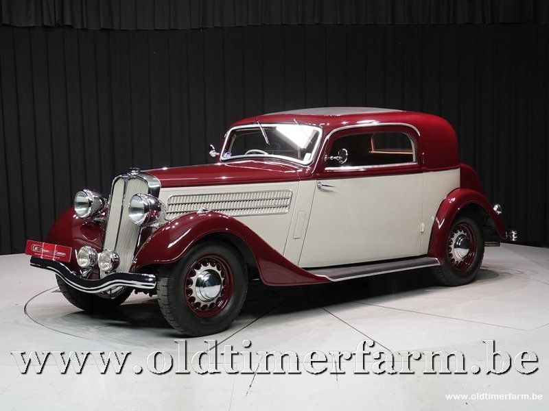 Salmson S4 DA Coupé 10CV '37 (1937)