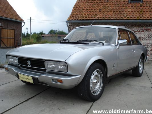 Peugeot 504 Coupe V6 Ti 1980 Sold Ref 637