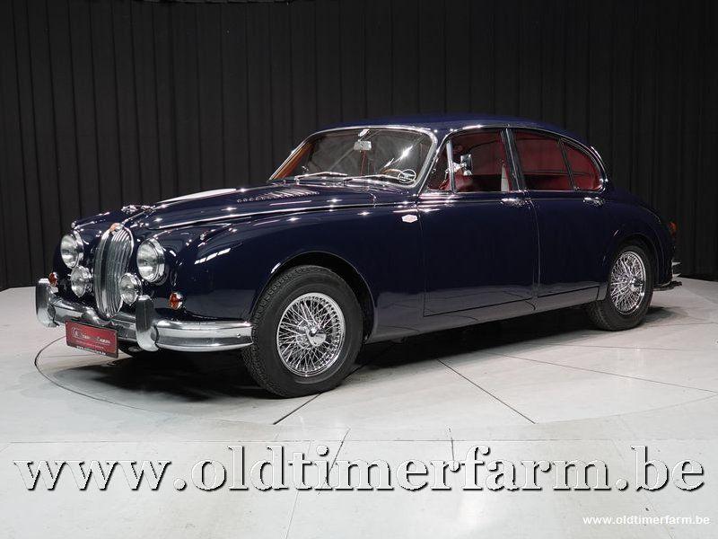 Jaguar MK II 3.4 '67 (1967)
