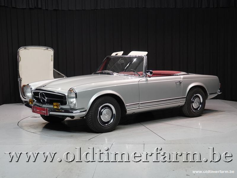 Mercedes-Benz 250 SL Pagode '66 (1966)