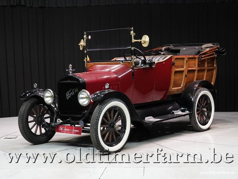 Ford Model T Normande Cabriolet '25 (1925)