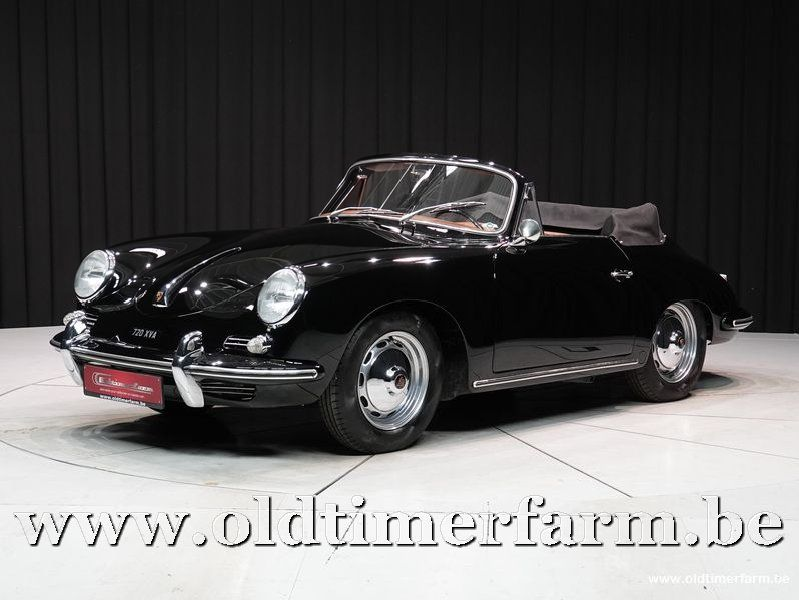 Porsche 356 B T5 Cabriolet '61 (1961)
