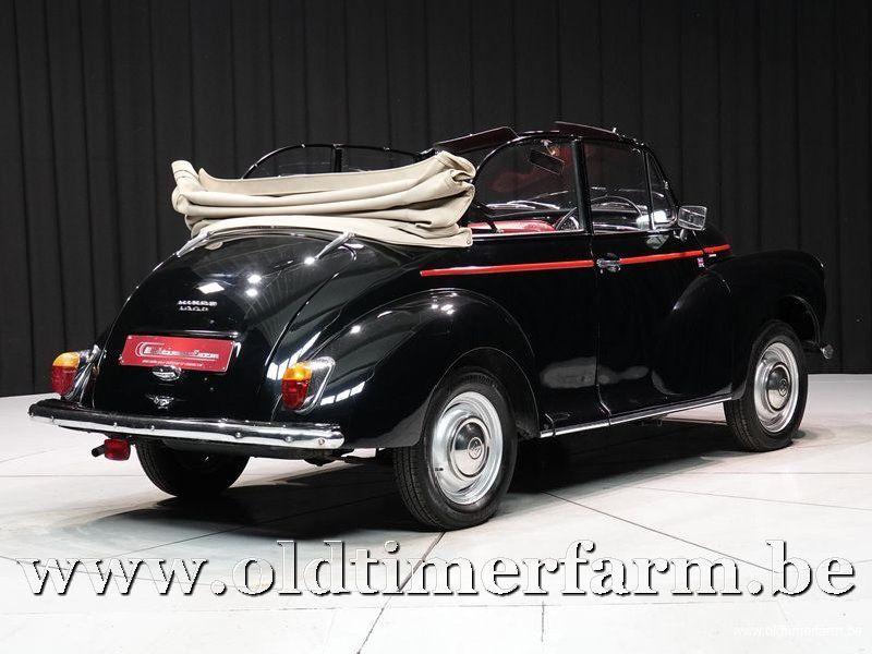 Morris Minor  1000 Cabriolet '67 (1967)