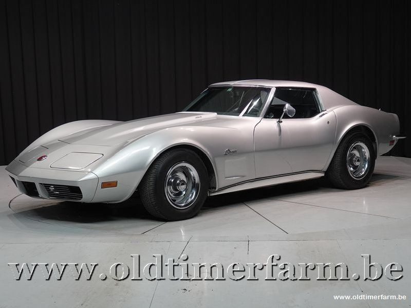Corvette C3 Stingray T-Top '73 (1973)