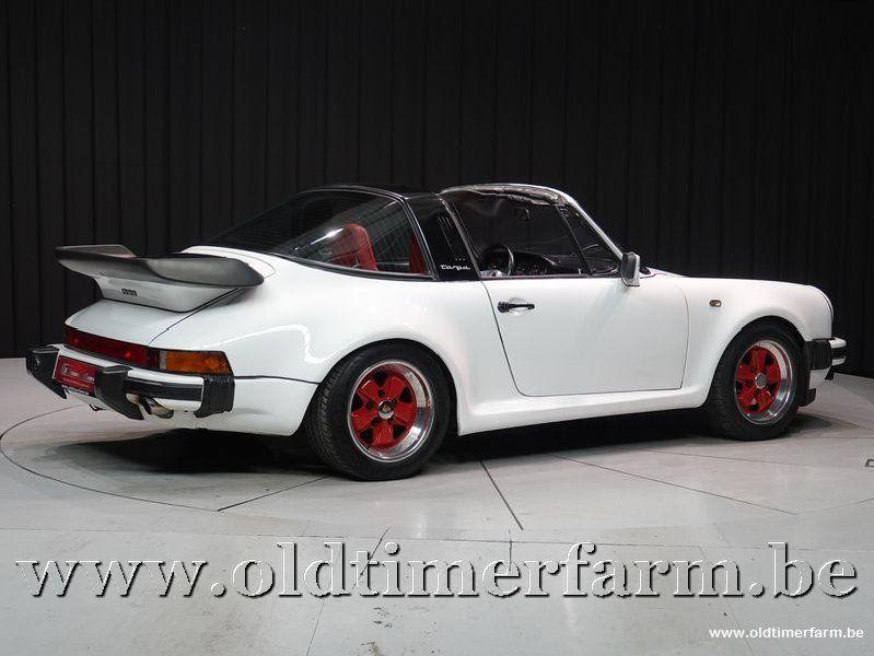 Porsche 911 2.4T Targa