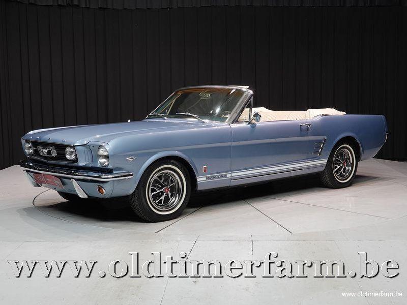Ford Mustang V8 Cabriolet