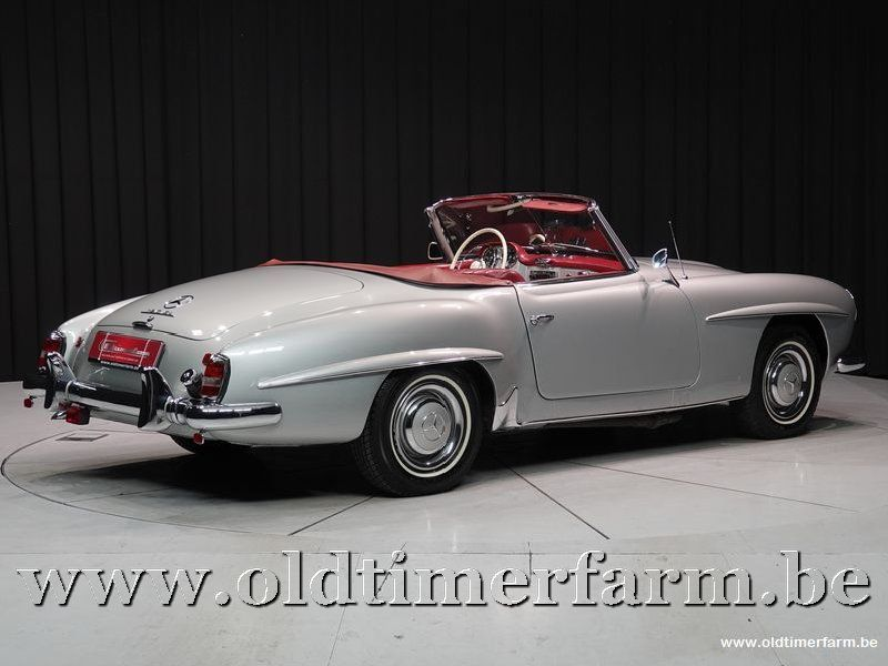 Mercedes-Benz 190 SL '62 (1962)