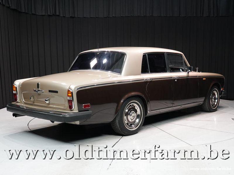 Rolls-Royce Silver Shadow II '78 (1978)