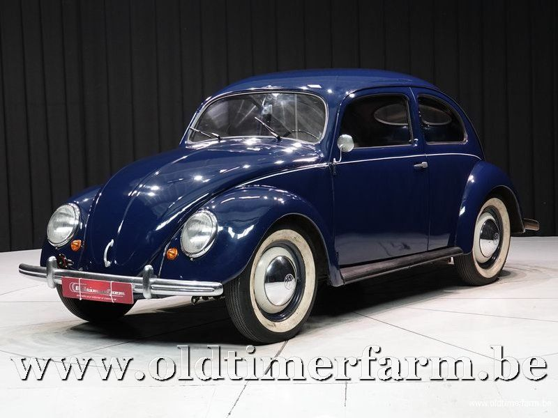 Volkswagen 1200 Brilkever '52 (1952)