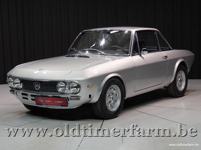 Lancia Fulvia Silver Coupé