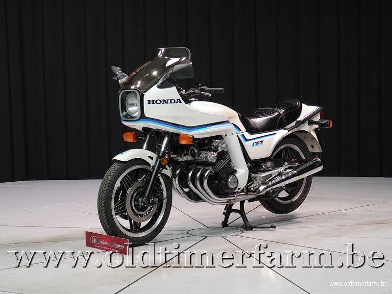 Honda CBX Moto '81 (1981)