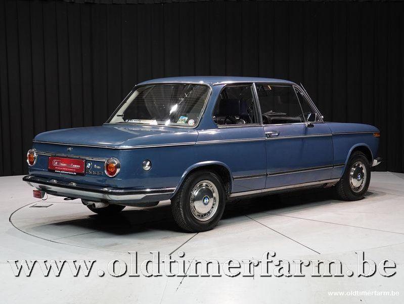 BMW 2002 '72 (1972)