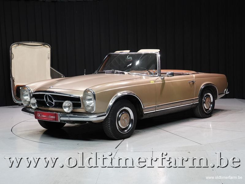 Mercedes-Benz 230SL Pagode '65 (1965)