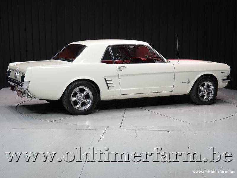Ford Mustang V8 Coupé '66 (1966)