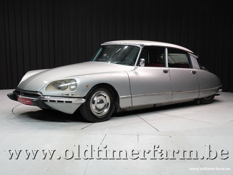 Citroën DS 23ie Pallas Airco '74 (1974)