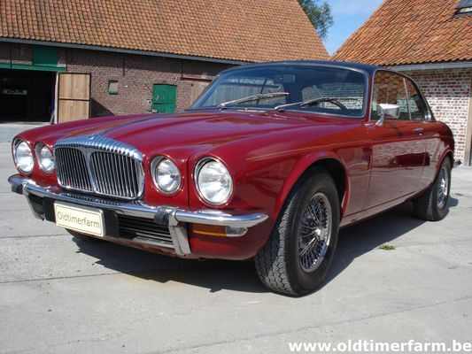 Daimler Sovereign XJ6C Coupé (1976)