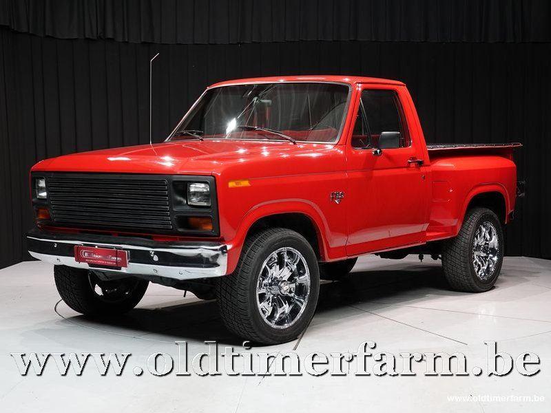 Ford F150 V8