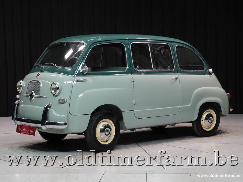 Fiat 600 Multipla '56 (1956)