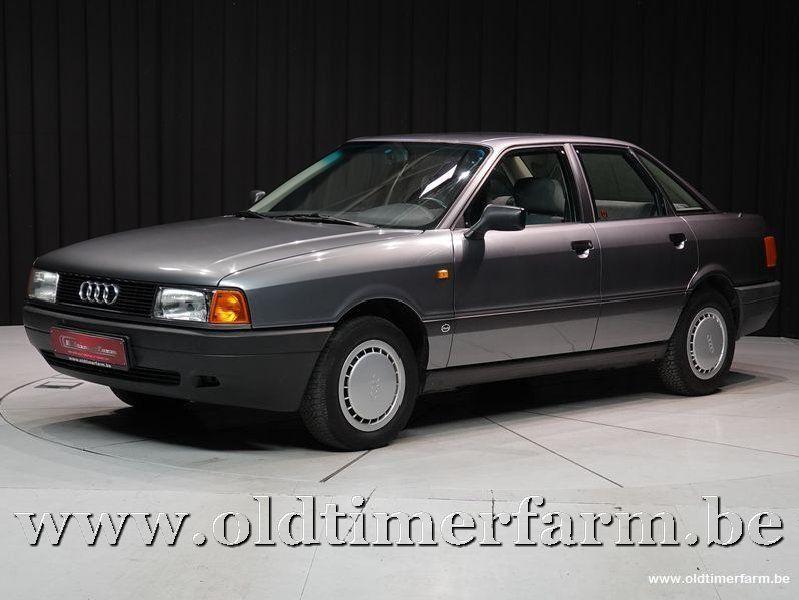 Audi 80 1.8S '90 (1990)