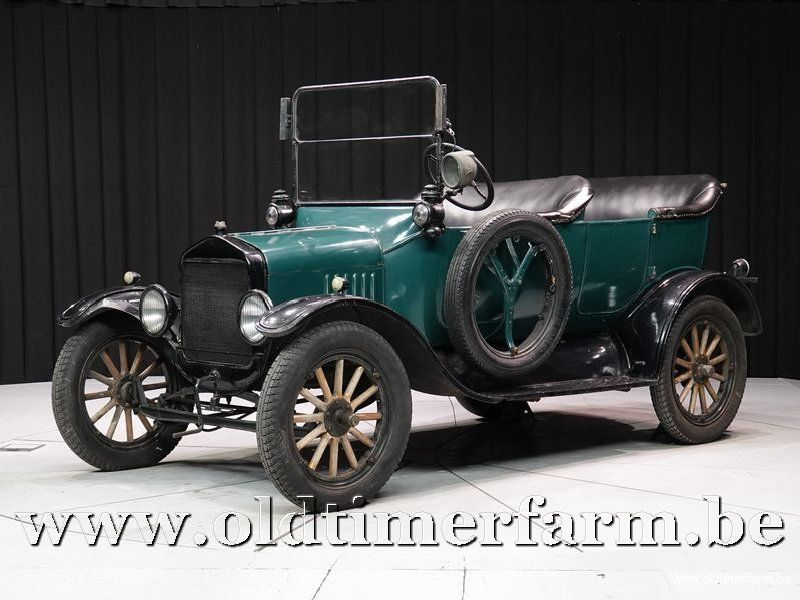 Ford Model T Phaeton  '16 (1916)