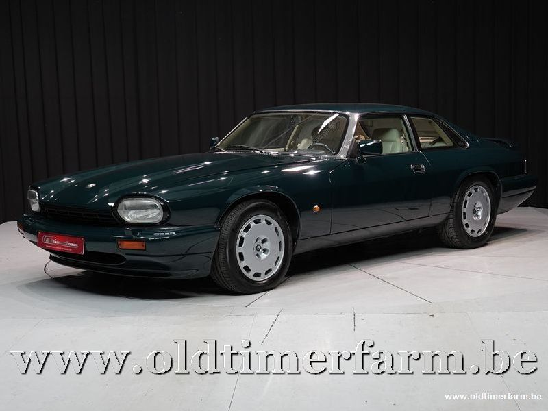 Jaguar XJR-S Coupé 6.0 V12 '92 (1992)