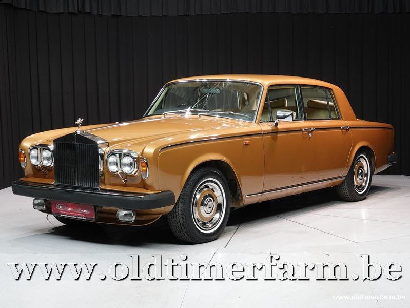 Rolls-Royce Silver Shadow II