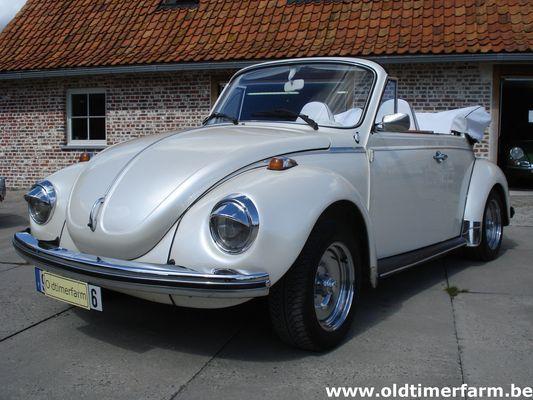 Volkswagen Kever 1303 LS Cabrio (1973)