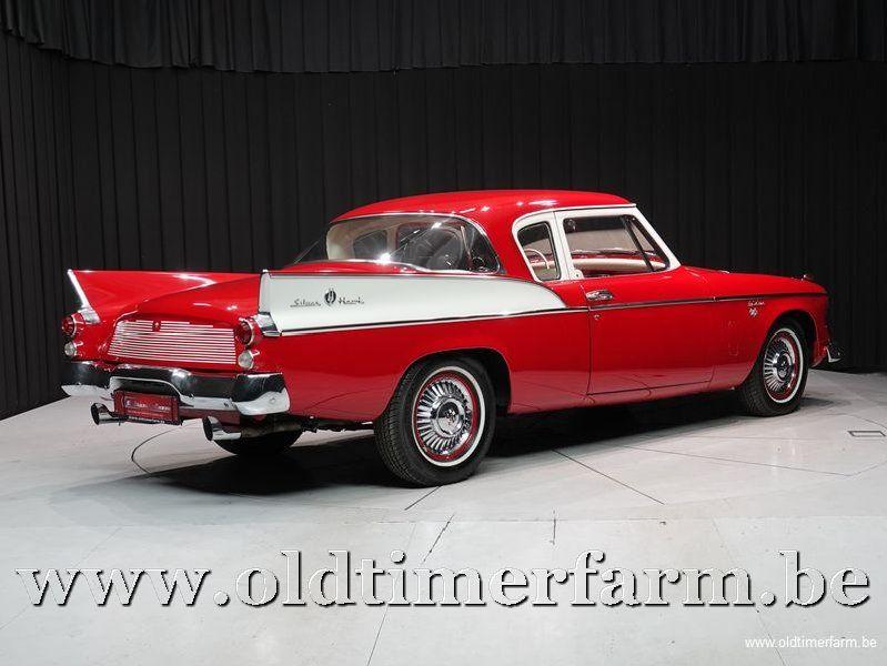 Studebaker Silver Hawk '57 (1957)