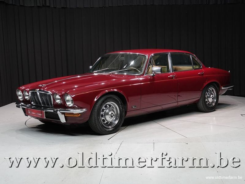Jaguar XJ6 4.2 Series II '78 (1978)