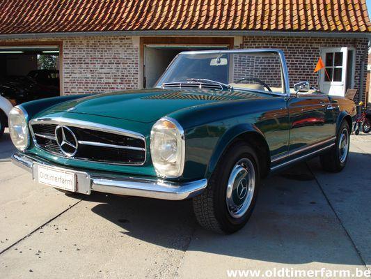 Mercedes-Benz 230 SL  Pagode vk (1966)