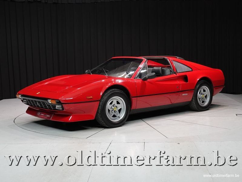 Ferrari 308 GTSi  Quattrovalvole '85 (1985)
