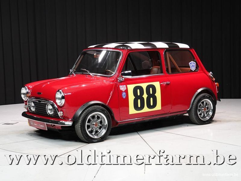 Mini 1000 Monte Carlo MK 1 Look