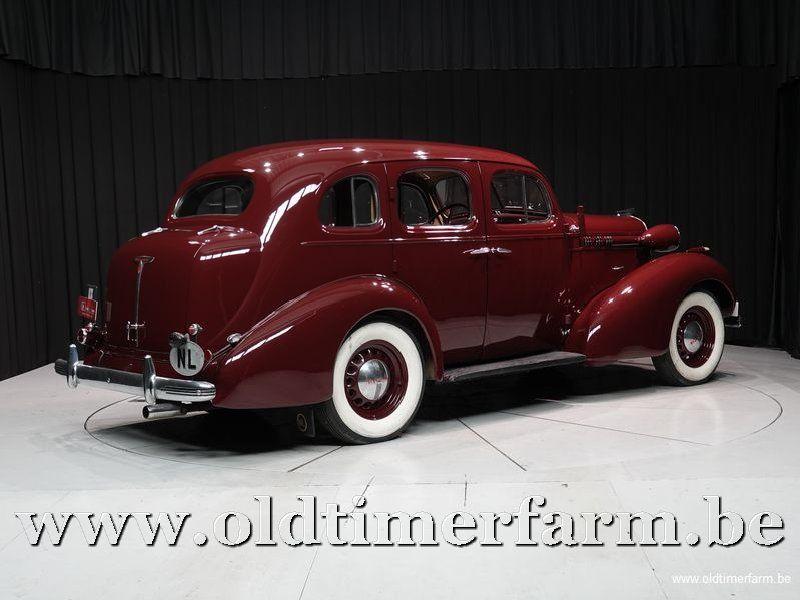 Oldsmobile  F36 4D Sedan