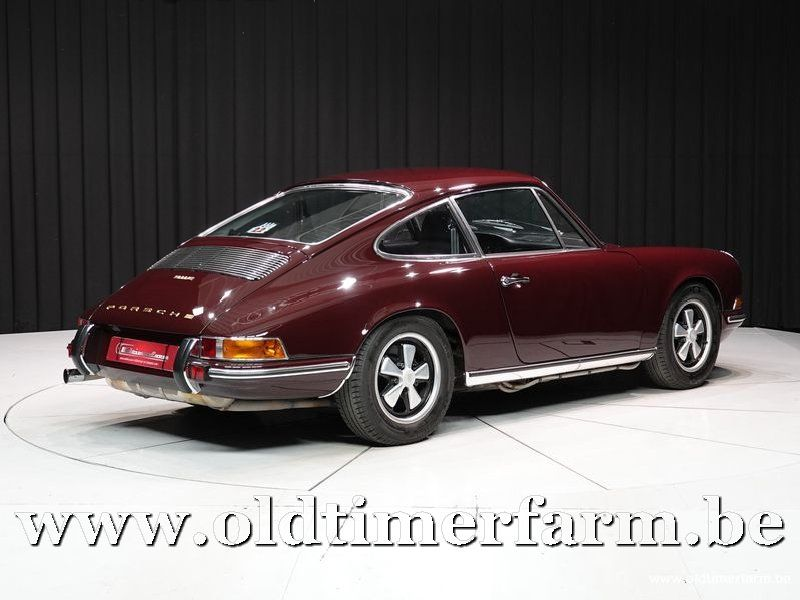 Porsche 911 2.2E/S Coupé
