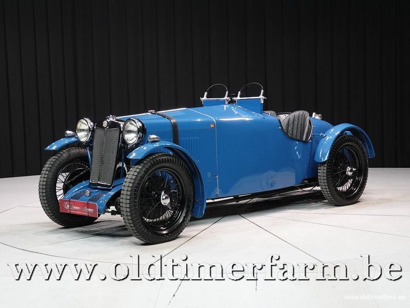 MG L-Type Magna Roadster '34 (1934)
