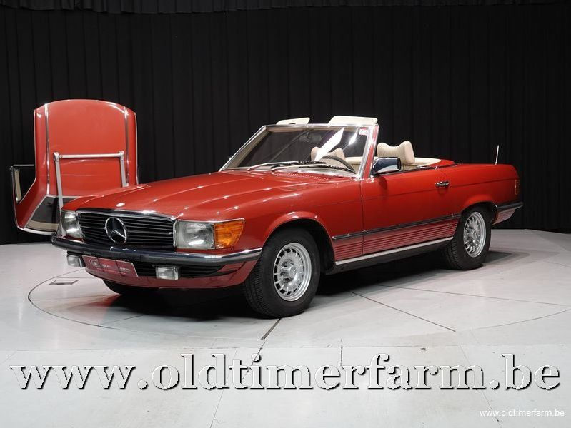 Mercedes-Benz 280SL Automatic '76 (1976)