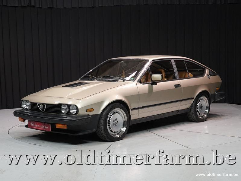Alfa Romeo GTV6 2.5 '86 (1986)