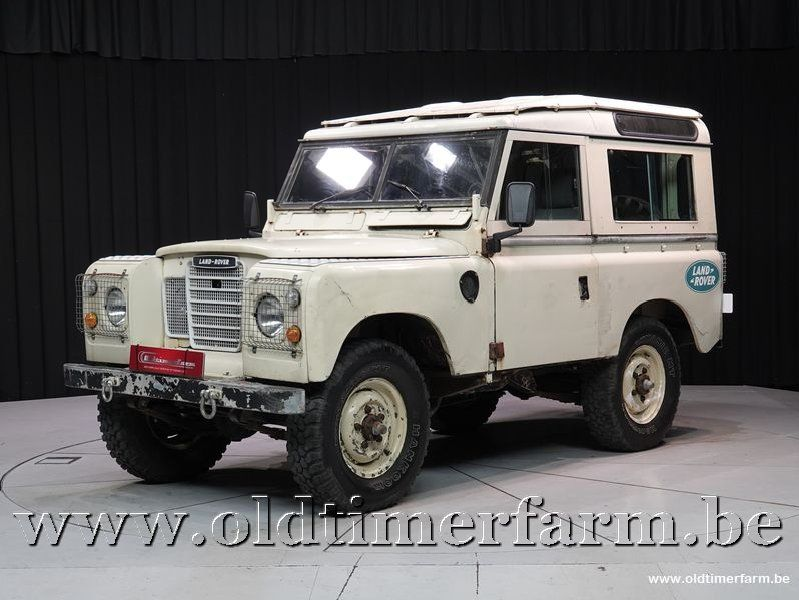 Land Rover  88 series 3 '72 (1972)