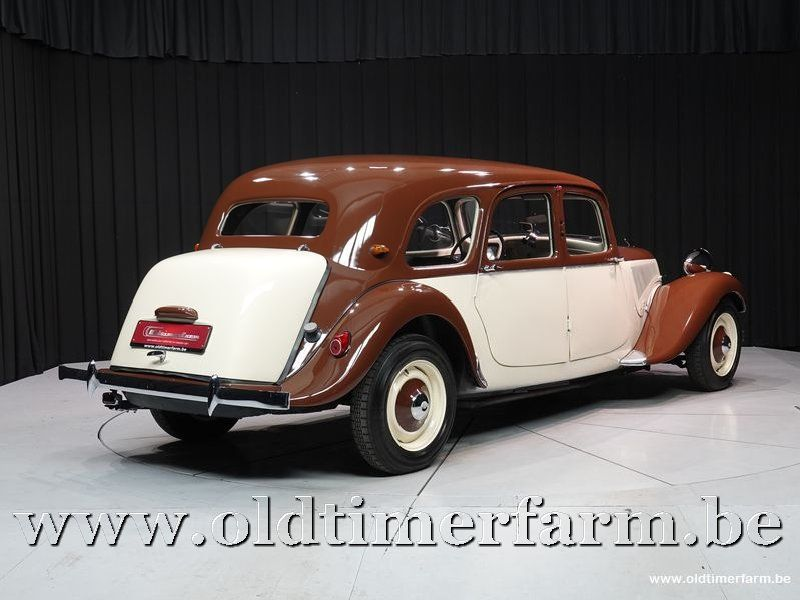 Citroën Traction Avant Familiale 11