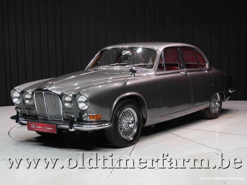 Jaguar 420 (1966)