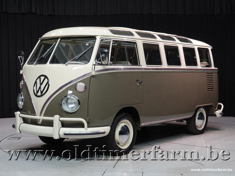 Volkswagen T1 '62 (1962)