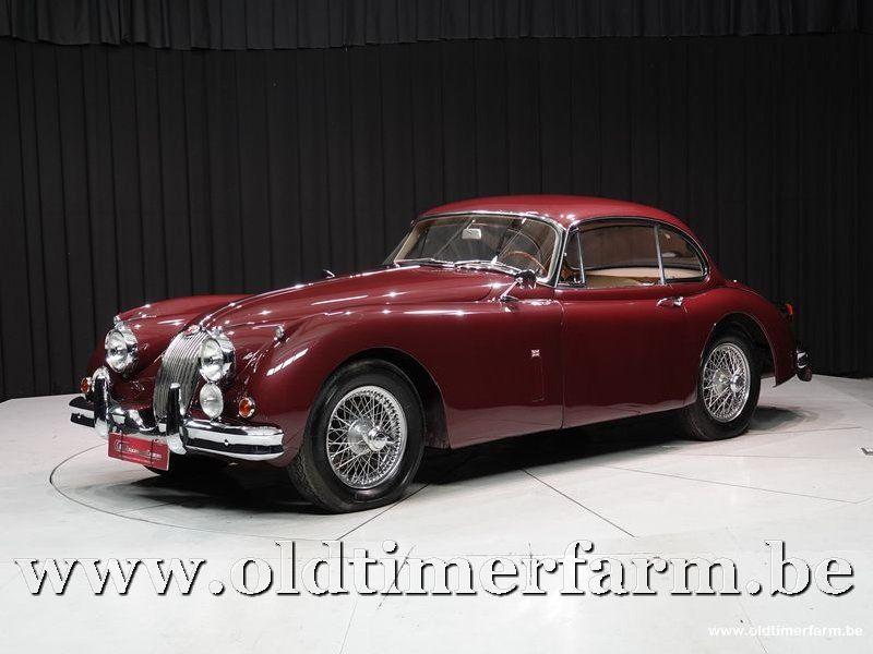 Jaguar  XK 150 FHC Red '60 (1960)