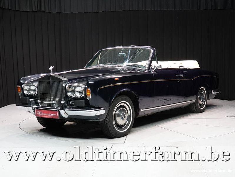 Rolls-Royce Pre-Corniche '68 (1968)