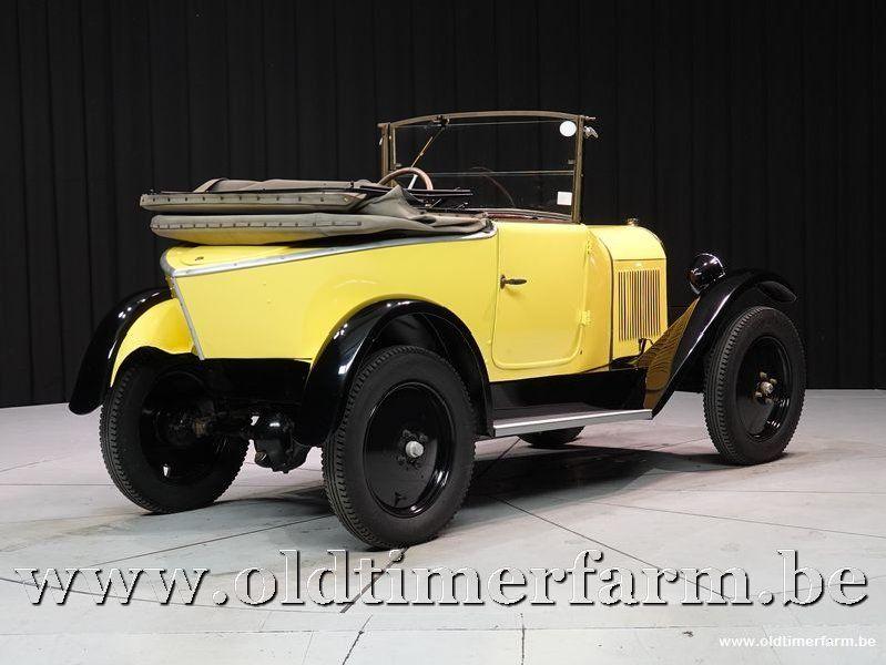 Citroën 5hp Type C3 '23 (1923)