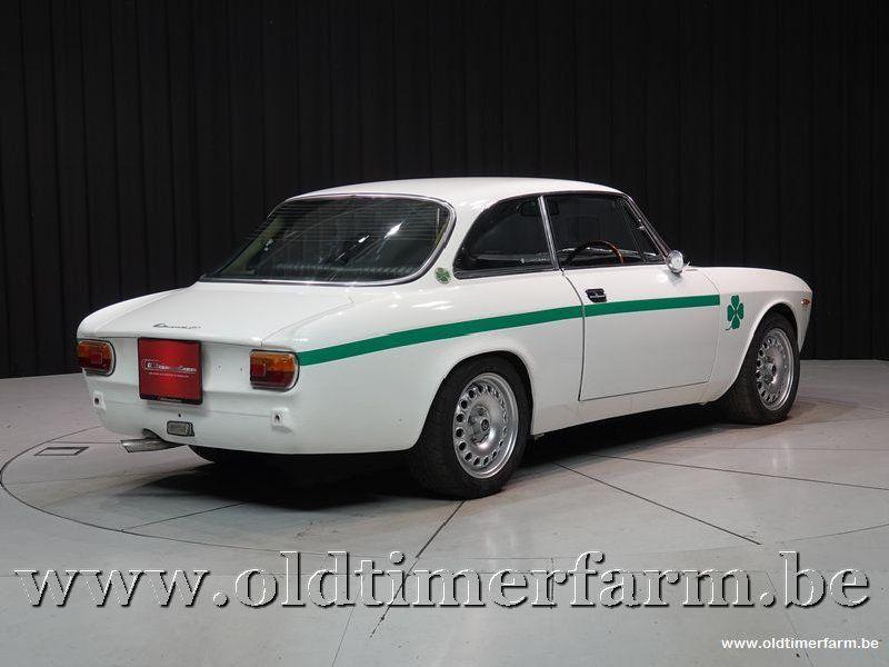 Alfa Romeo Guilia Sprint GT 1600 Veloce '67 (1967)