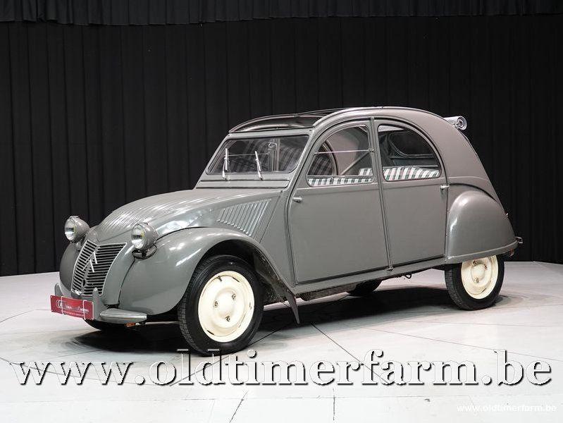 Citroën 2CV '54 (1954)