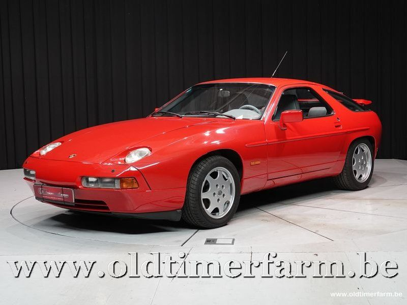 Porsche 928 GT '91 (1991)