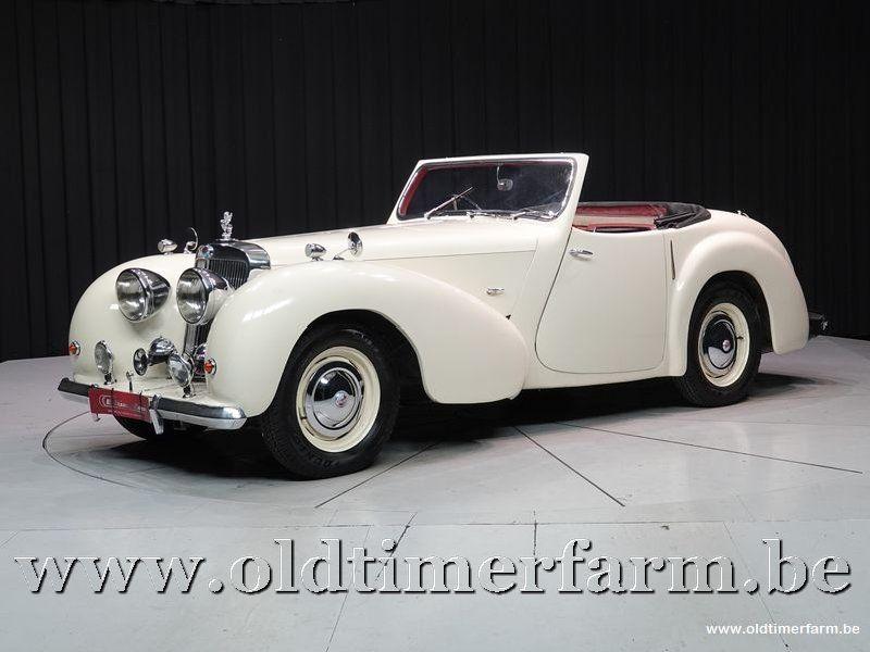 Triumph Roadster '47 (1947)