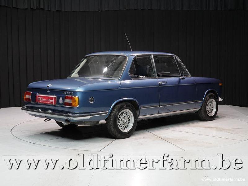 BMW 2002 '74 (1974)